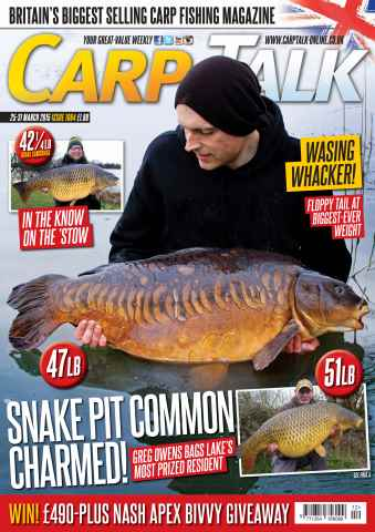 Carp-Talk issue 1064