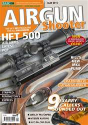 Airgun Shooter issue May 2015