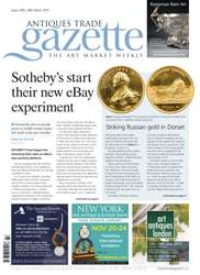 Antiques Trade Gazette issue 2184