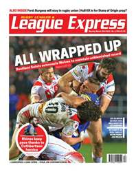 League Express issue 2959