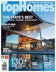 HIA Top Homes issue Issue#14 2015
