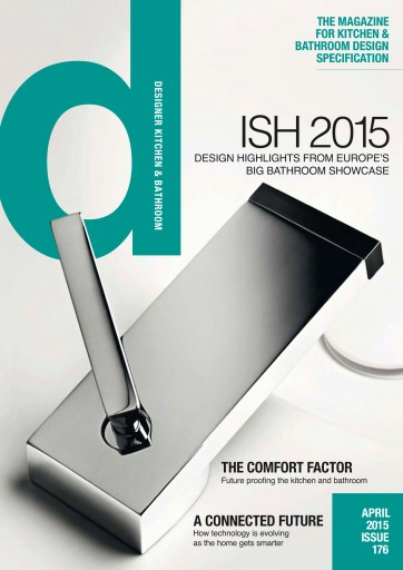 Designer Kitchen & Bathroom issue Designer Kitchen & Bathroom April 2015