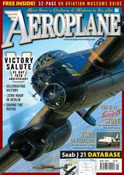 Aeroplane issue May 2015