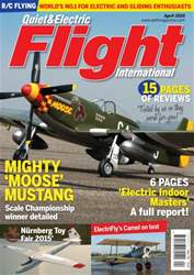 Quiet & Electric Flight Inter issue April 2015