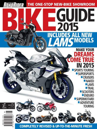 Road Rider Bike Guide issue Issue#8 2015