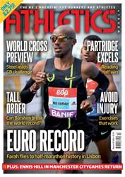 Athletics Weekly issue 26 March 2015