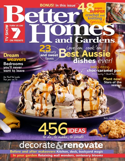 Better Homes and Gardens Australia Magazine May 2015