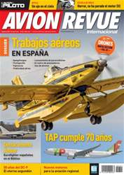 Avion Revue Internacional España issue Número 394