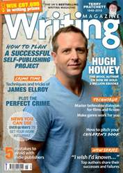 Writing Magazine issue May 2015