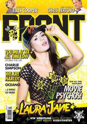 Front issue FRONT 193 - Laura'Jane Hollyman