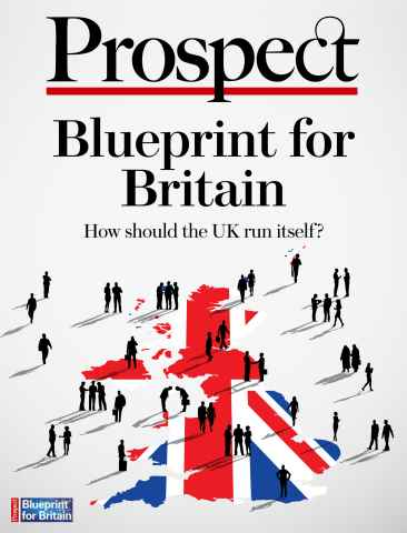 Prospect Magazine issue Blueprint