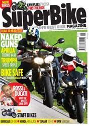 Superbike Magazine issue October 2011