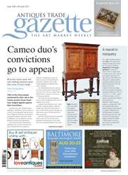 Antiques Trade Gazette issue 2185