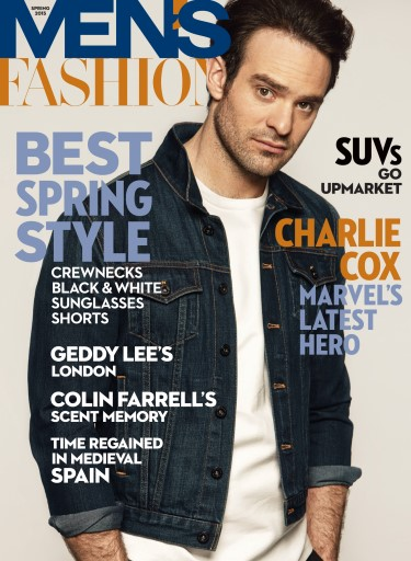 fashion magazine mens fashion spring 2015 subscriptions pocketmags. Black Bedroom Furniture Sets. Home Design Ideas