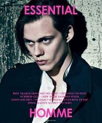 Essential Homme issue April-May 2015