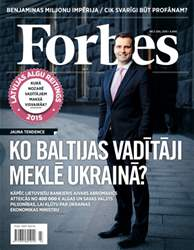 Forbes Marts '15 issue Forbes Marts '15
