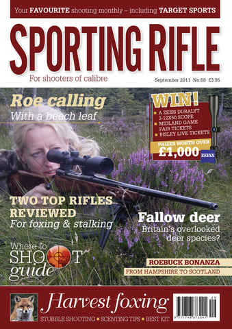 Sporting Rifle issue 68