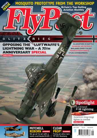FlyPast issue May 2015
