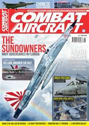 Combat Aircraft issue May 2015