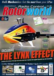 Radio Control Rotor World issue May 109