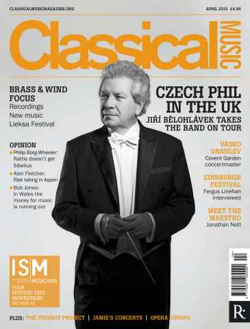 Classical Music issue April 2015