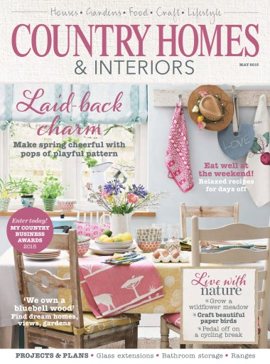 Magazine subscription country homes and interiors house for Home design magazine subscription