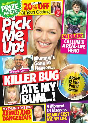 Pick Me Up issue 16th April 2015