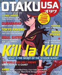 Otaku issue June 2015