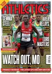 Athletics Weekly issue 02 April 2015