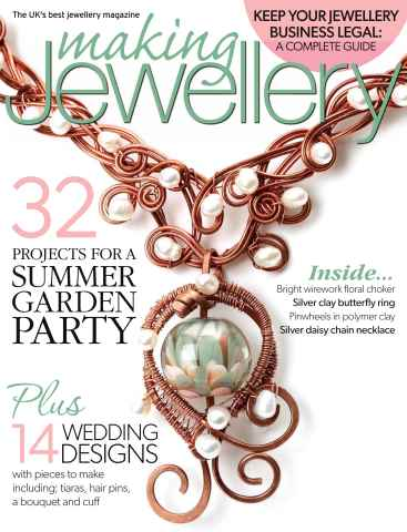 Making Jewellery issue May 2015