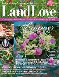 LandLove Magazine issue MayJune 2015