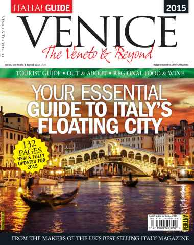Italia! Guide issue Venice Guide