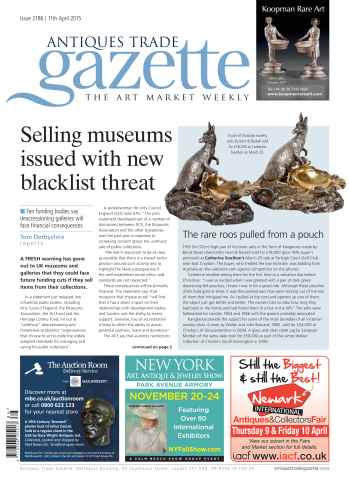 Antiques Trade Gazette issue 2186