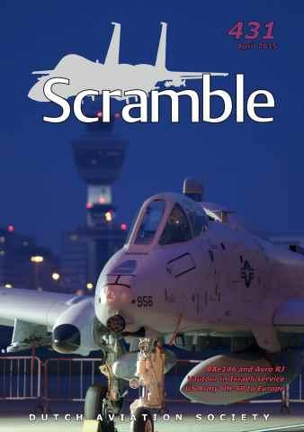 Scramble Magazine issue 431 - April 2015