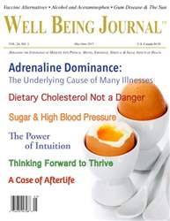 Well Being Journal issue May/June 2015