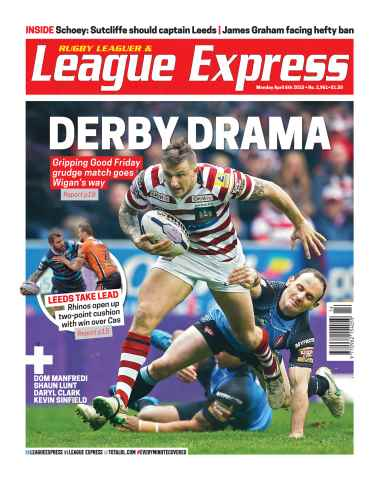 League Express issue 2961