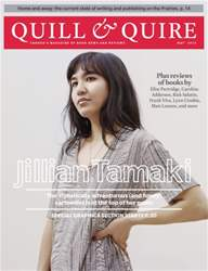 Quill & Quire issue May 2015