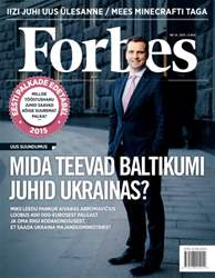 Forbes Mar '15 issue Forbes Mar '15