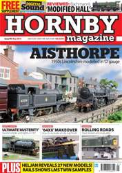 Hornby Magazine issue May 2015