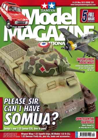 Tamiya Model Magazine issue 235