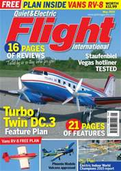 Quiet & Electric Flight Inter issue May 2015
