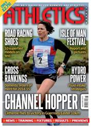 Athletics Weekly issue 09 April 2015