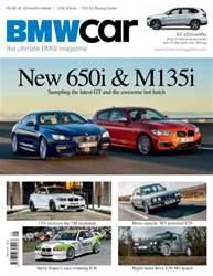 BMW Car issue May 15