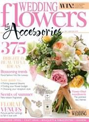 Wedding Flowers Magazine Magazine Cover