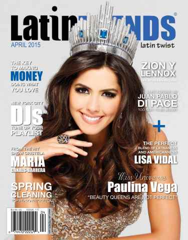 Latin Trends issue issue 117