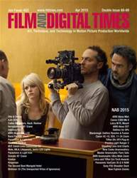 Film and Digital Times issue Issue 68-69