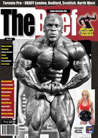The Beef Magazine issue Issue 59