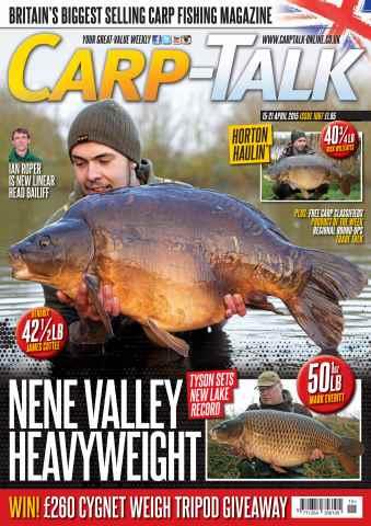 Carp-Talk issue 1067