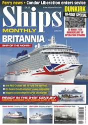 Ships Monthly issue No.606 Britannia: Ship of the Month