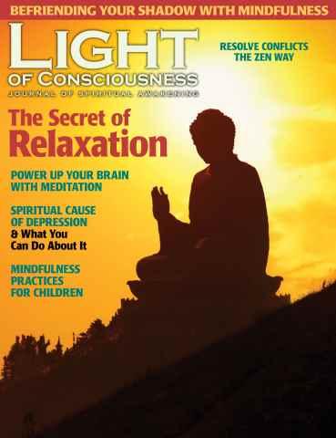 Light of Consciousness issue Summer 2015